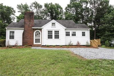 Kernersville Single Family Home For Sale: 2657 Nc Highway 66