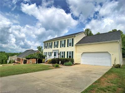 Kernersville Single Family Home Due Diligence Period: 9541 White Tail Trail