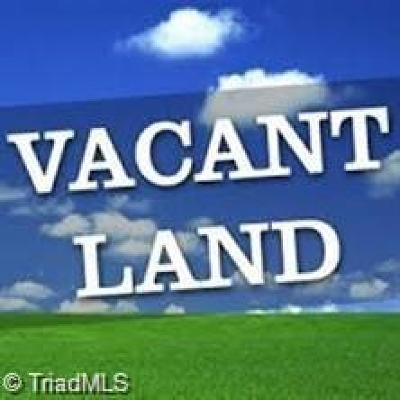 Alamance County Residential Lots & Land For Sale: S Marshall Street