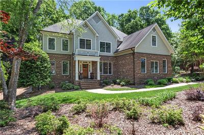 Greensboro Single Family Home For Sale: 8 Tallowood Court