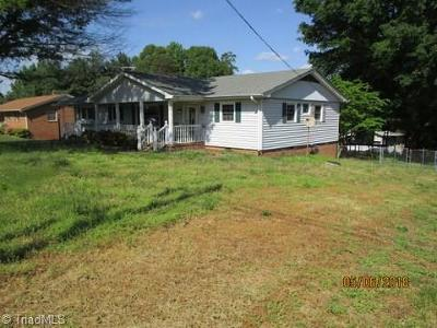 Rockingham County Single Family Home For Sale: 1431 McCoy Road