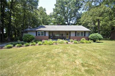 Guilford County Single Family Home For Sale: 2508 N Roland Road