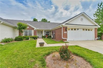 Alamance County Condo/Townhouse For Sale: 2329 Sweetbay Circle