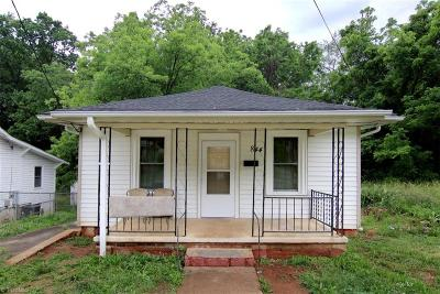Winston Salem Single Family Home For Sale: 844 N Jackson Avenue