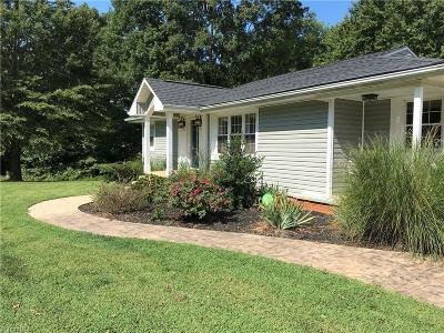 Rockingham County Single Family Home For Sale: 1625 Grooms Road