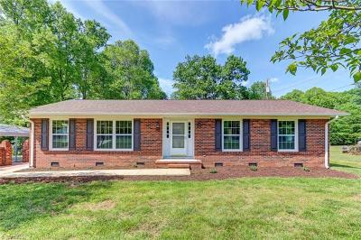 Reidsville Single Family Home For Sale: 311 Forrest Drive
