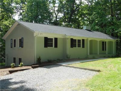 Winston Salem NC Single Family Home For Sale: $229,900
