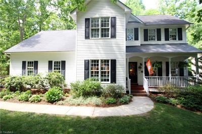 Guilford County Single Family Home Due Diligence Period: 7505 Keating Drive