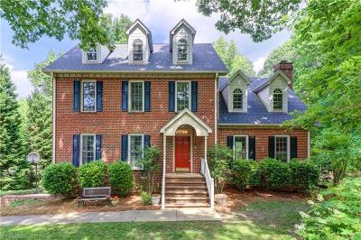 Greensboro Single Family Home For Sale: 4601 Hartsford Drive