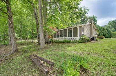 Lexington NC Single Family Home For Sale: $135,000