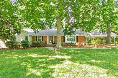 Alamance County Single Family Home For Sale: 411 Shadowbrook Drive