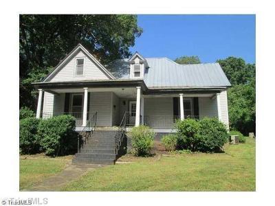 Rockingham County Single Family Home For Sale: 227 Short Union Street