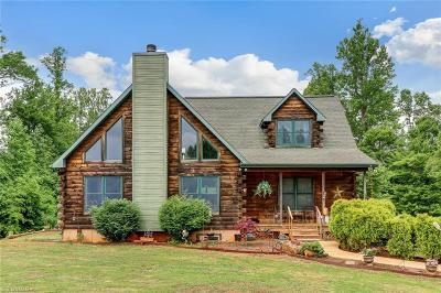 Caswell County Single Family Home For Sale: 211 Fieldstone Drive