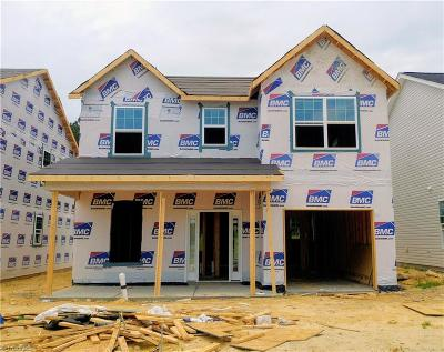 Alamance County Single Family Home For Sale: 4103 Dunkirk Drive #lot 68