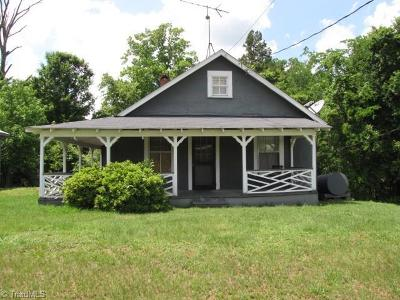 Caswell County Single Family Home For Sale: 2412 Park Springs Road