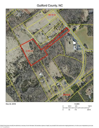 Guilford County Residential Lots & Land For Sale: 2126 Nc Highway 61