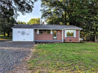 Ruffin Single Family Home For Sale: 9093 Nc Highway 700