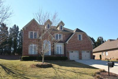 High Point Single Family Home For Sale: 1720 Gentry Court