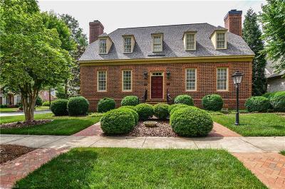 Greensboro Single Family Home For Sale: 510 Daybreak Square