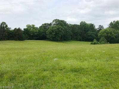Davie County Residential Lots & Land For Sale: 386 Hartley Road
