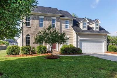 High Point Single Family Home For Sale: 3658 Single Leaf Court