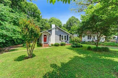 Greensboro Single Family Home For Sale: 416 Rocky Knoll Road