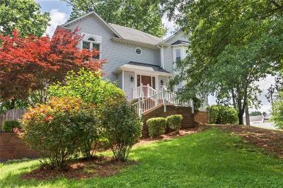 Winston Salem Single Family Home For Sale: 76 Shadylawn Drive