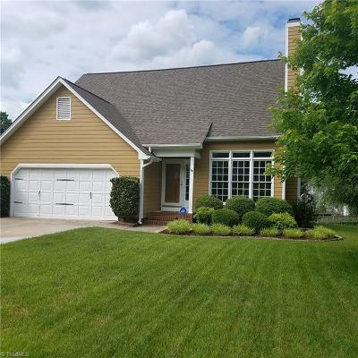 Greensboro Single Family Home For Sale: 5902 High View Road