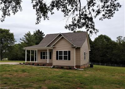 Summerfield Single Family Home Due Diligence Period: 7642 Deboe Road
