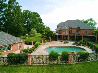 Winston Salem Single Family Home For Sale: 391 Act Drive