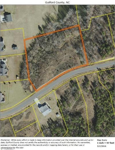 Browns Summit Residential Lots & Land For Sale: 6803 Pritchett Woods Drive