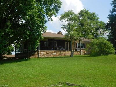 Single Family Home For Sale: 1243 Good Hope Drive