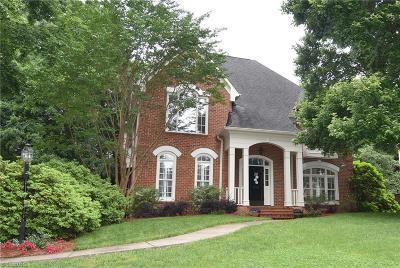 Winston Salem Single Family Home For Sale: 5113 Carversham Court