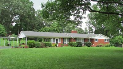 Winston Salem, Clemmons, Lewisville Single Family Home Due Diligence Period: 5061 Perryco Lane