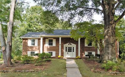 Winston Salem Single Family Home For Sale: 610 Terrybrook Court