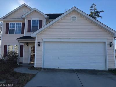 Greensboro NC Single Family Home Due Diligence Period: $169,990