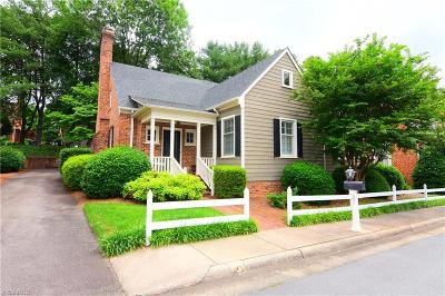 Winston Salem Single Family Home For Sale: 321 Muirfield Drive