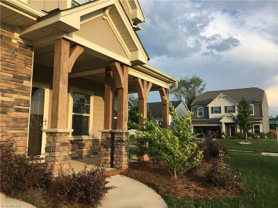 High Point Single Family Home For Sale: 4500 River Brook Street