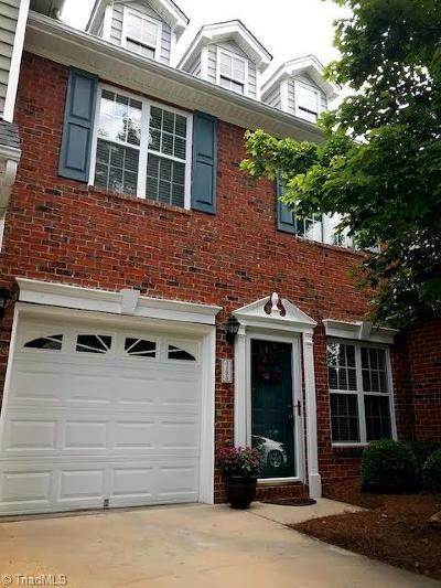 Greensboro NC Condo/Townhouse For Sale: $179,000