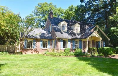 Winston Salem Single Family Home For Sale: 418 Oaklawn Avenue