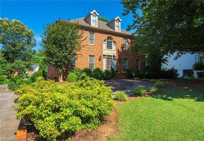 Winston Salem Single Family Home For Sale: 3378 Sally Kirk Road
