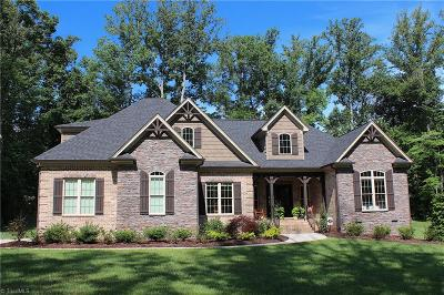 Greensboro Single Family Home For Sale: 6831 Trace Drive