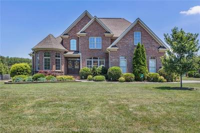 Kernersville Single Family Home For Sale: 2555 Squire Manor Place