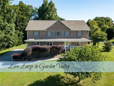 Winston Salem Single Family Home For Sale: 497 Garden Valley Drive