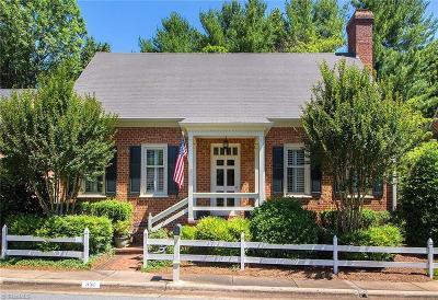 Winston Salem Single Family Home For Sale: 331 Muirfield Drive