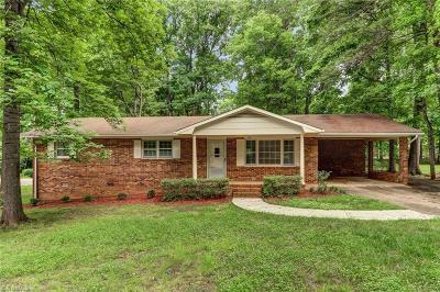 Reidsville NC Single Family Home For Sale: $152,900