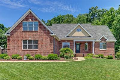 Alamance County Single Family Home For Sale: 1012 Georgetowne Drive