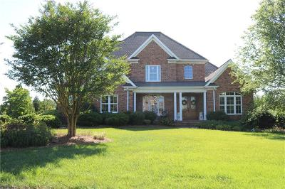 Kernersville Single Family Home For Sale: 2554 Squire Manor Place