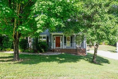 Greensboro NC Single Family Home For Sale: $305,000