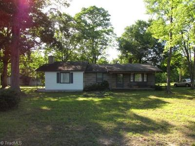 Caswell County Single Family Home Due Diligence Period: 3225 Jack Pointer Road